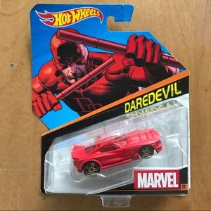 Hot Wheels 🔥 Daredevil 🔥
